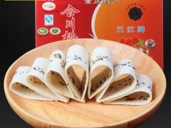 重庆特产传说(10):合川桃片——老骥伏枥 延续辉煌